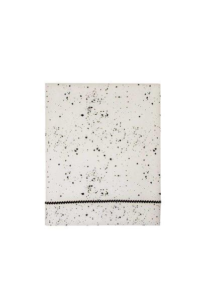 ledikantlaken - cot galaxy offwhite 110x140