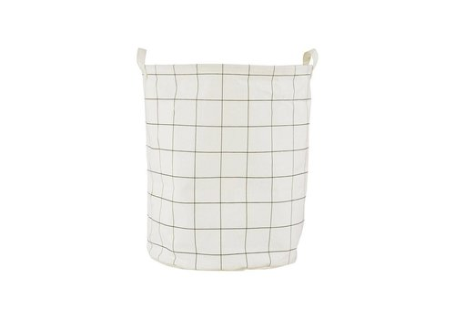 House Doctor Squares Laundry/Storage Bag