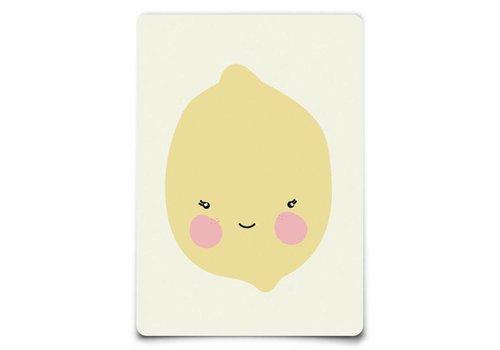 Eef Lillemor Citron Kaart