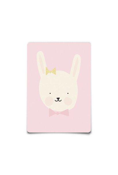Miss Bunny Kaart