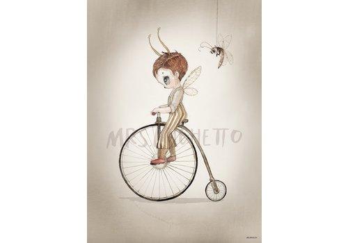 Mrs Mighetto mr john - 50x70