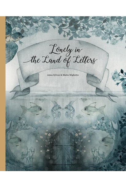 lonely in the land of letters - boek