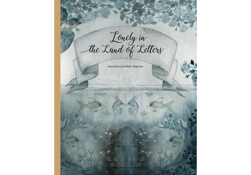 Mrs Mighetto lonely in the land of letters - boek
