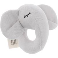 mini olifant rammelaar - grijs