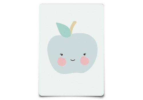 Eef Lillemor Kaart Apple