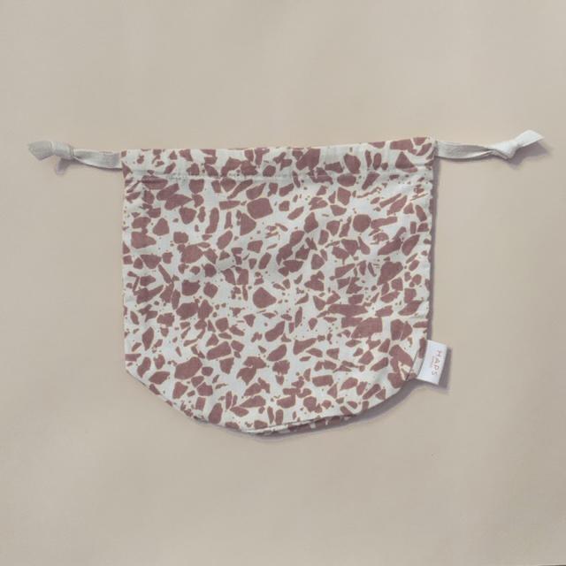 multibag small – blush terrazzo-1
