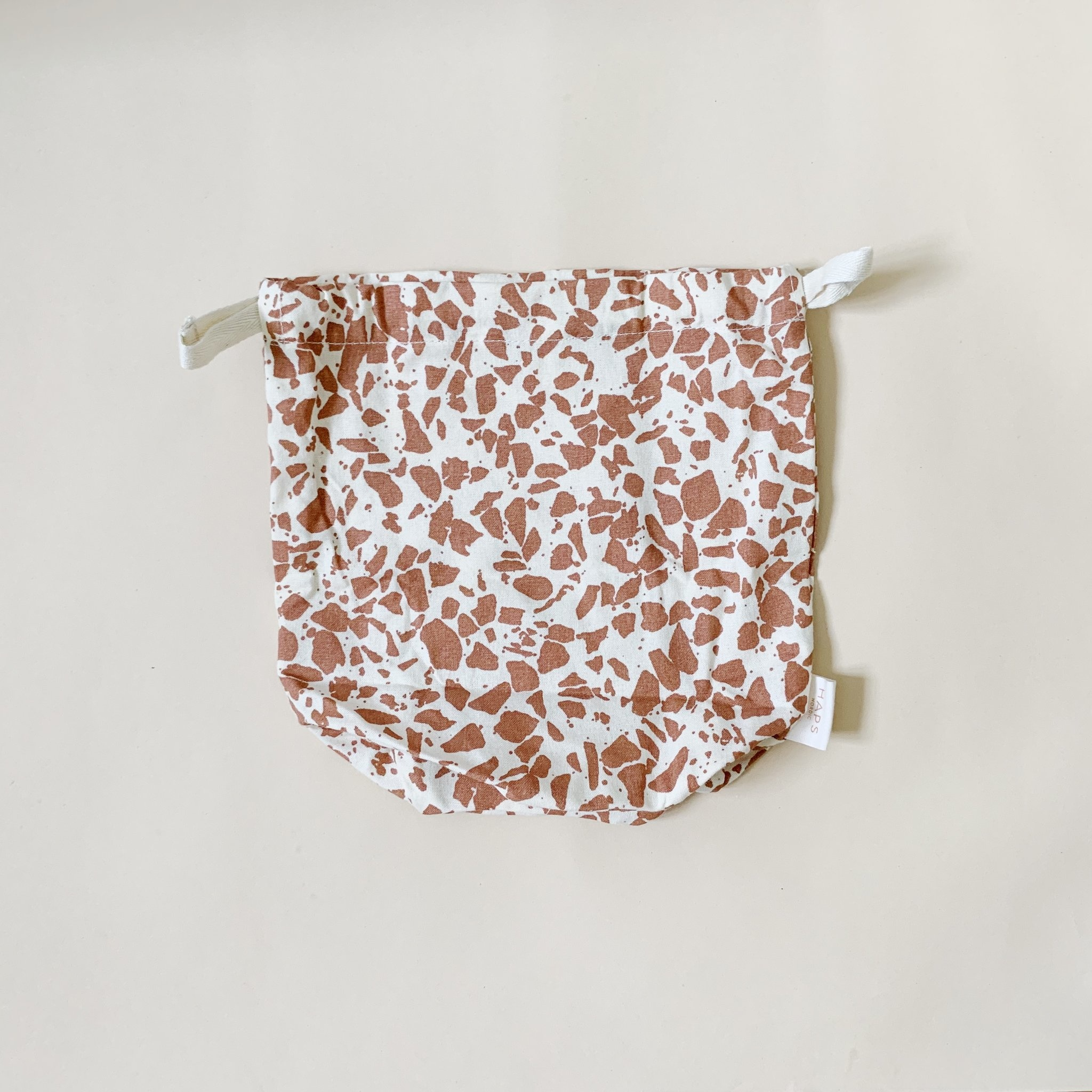 multibag small – terracotta terrazzo-1