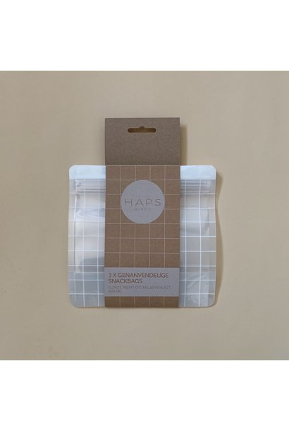 reusable snack bag small 3-pack