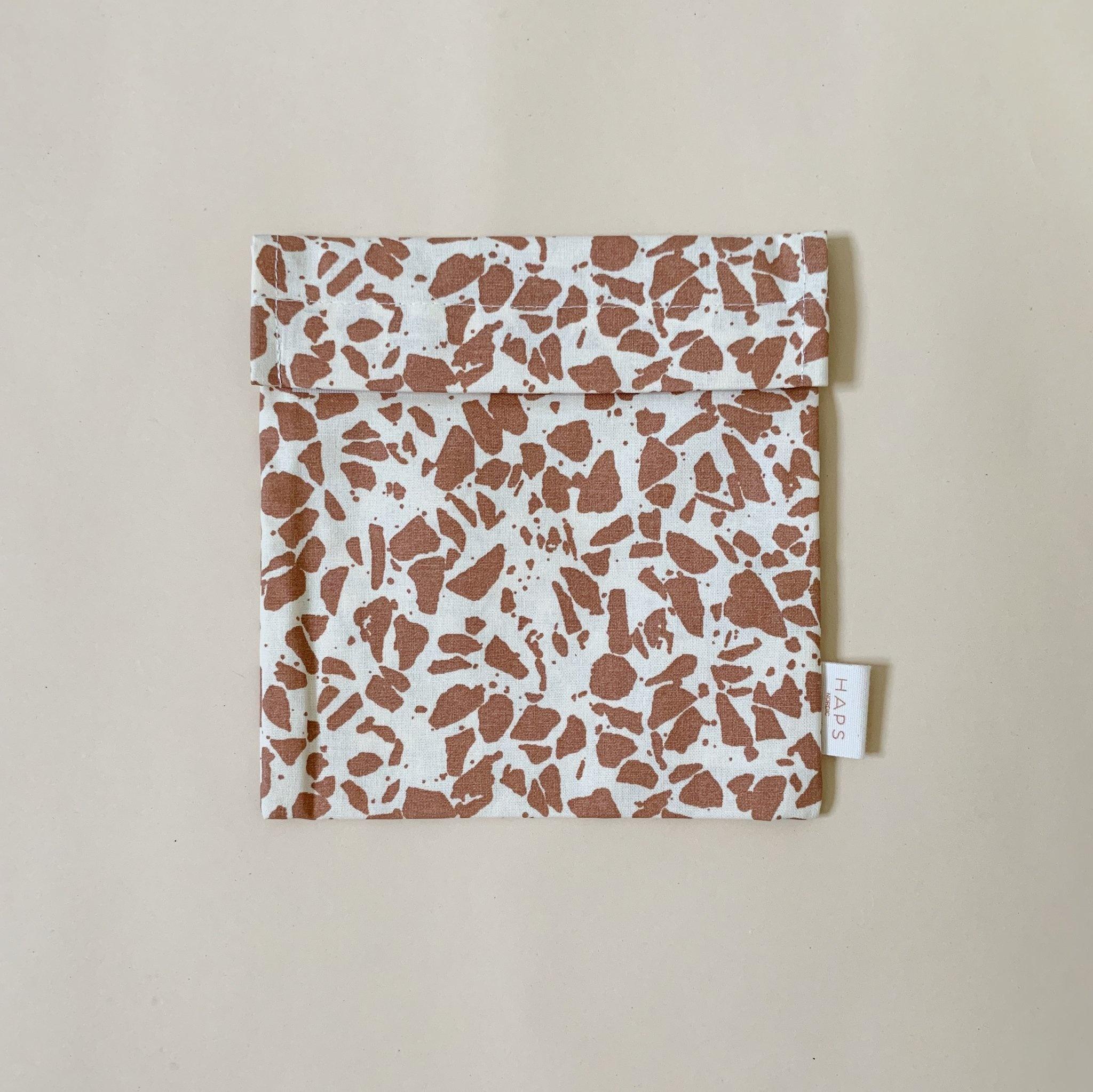 sandwich bag– terracotta terrazzo-1