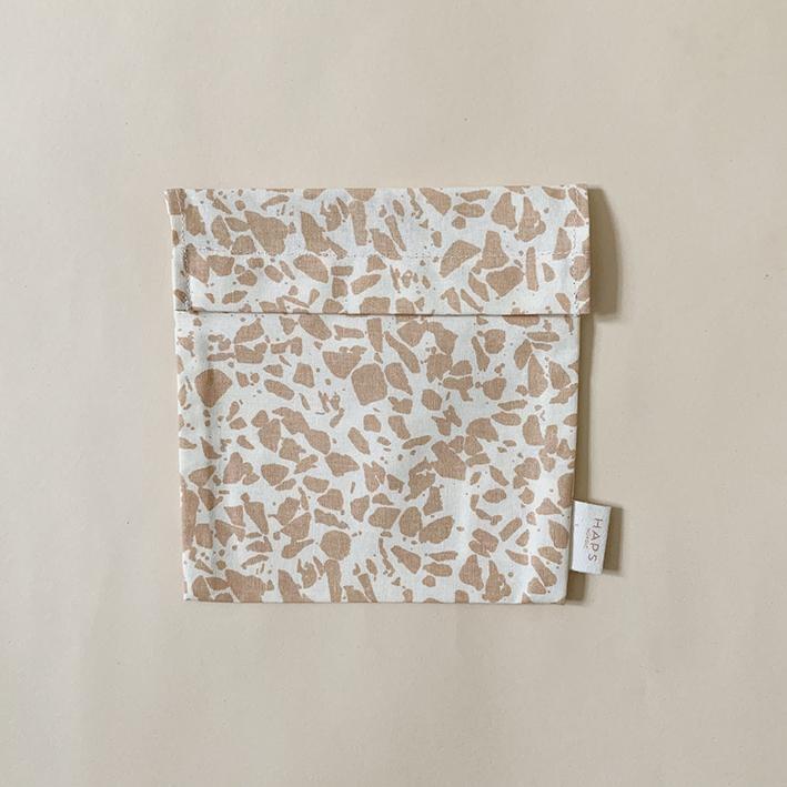 sandwich bag– blush terrazzo-1