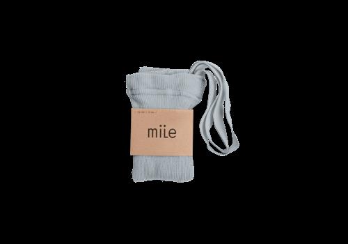 Mile  maillot met bretels - licht grijs