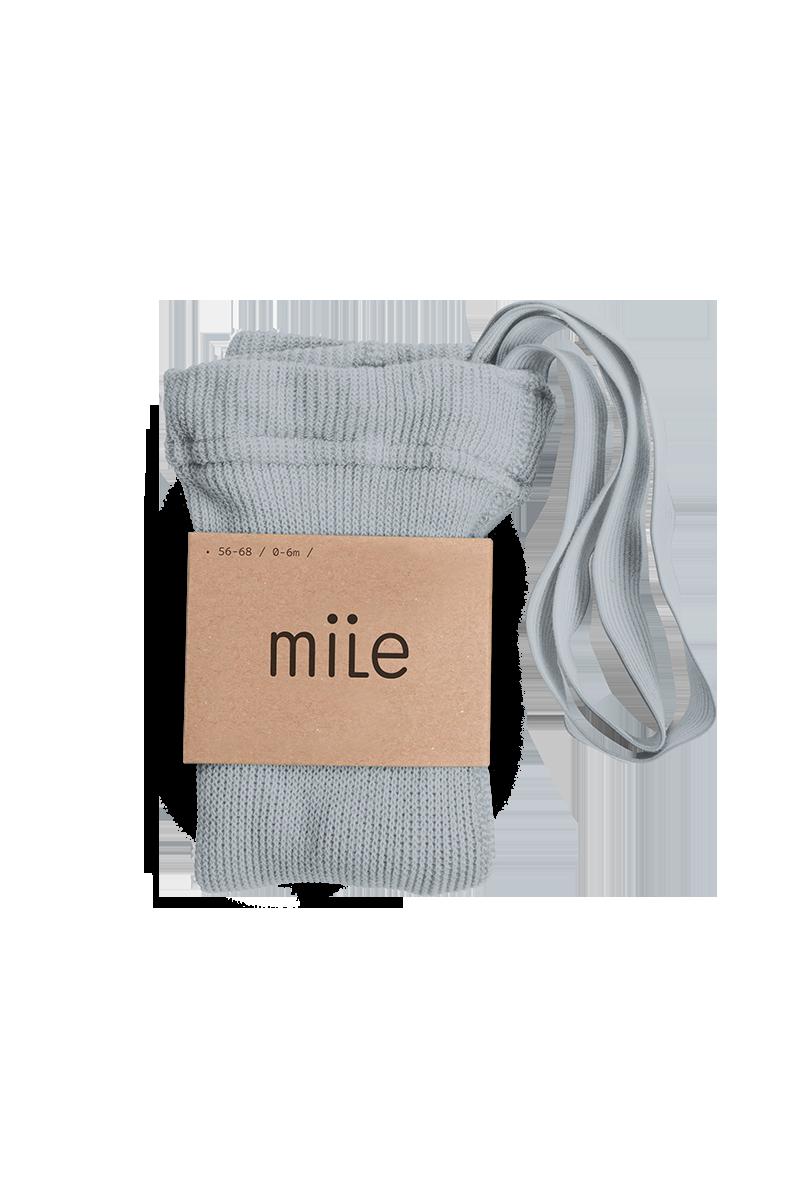 maillot met bretels - licht grijs-1