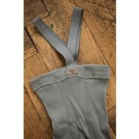 maillot met bretels - licht grijs