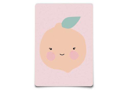 Eef Lillemor Kaart Orange