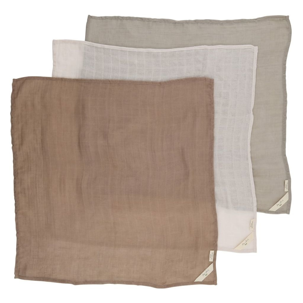 3 pak muslin cloths - rose dust-2
