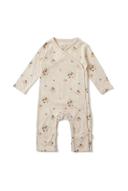 new born onesie nostalgie blush