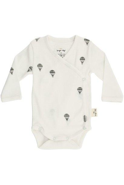 newborn overslagromper - parachute