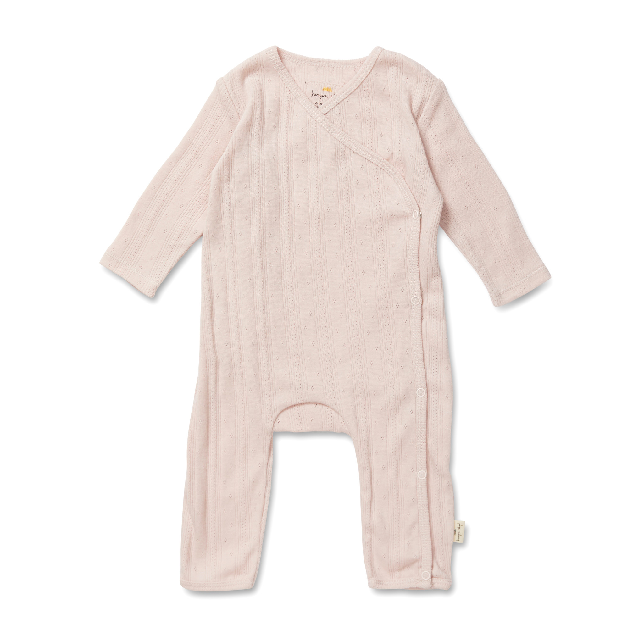 newborn pakje minnie onesie - lavender mist-1