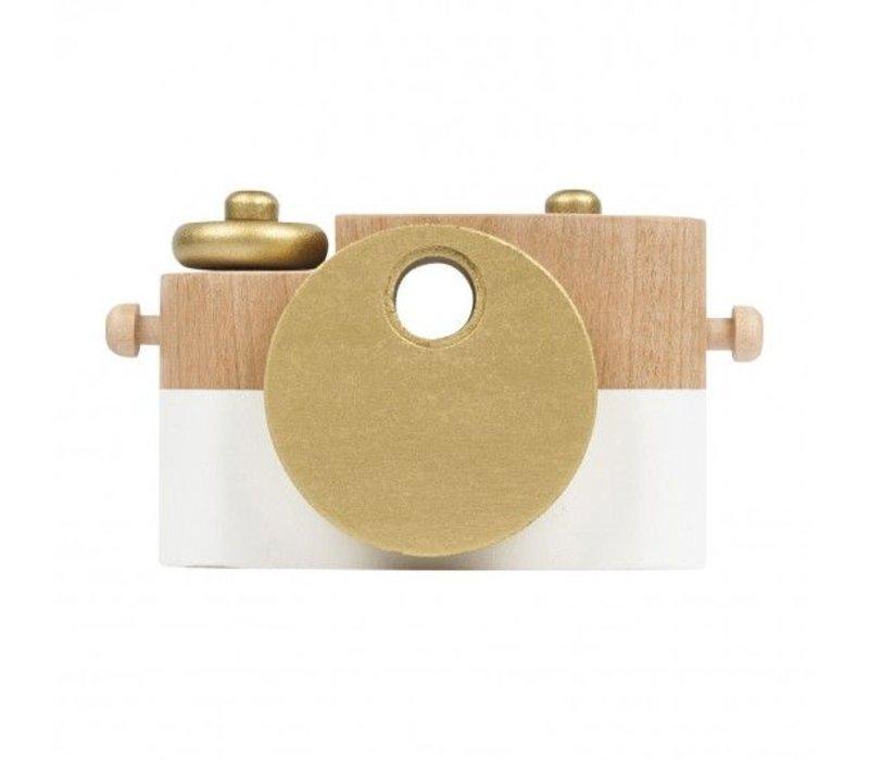 Gold & Cotton Pixie — Toy Camera