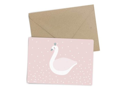 Eef Lillemor Gracious swan