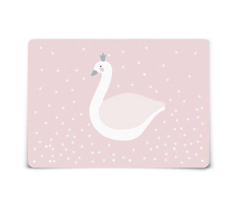 Gracious swan
