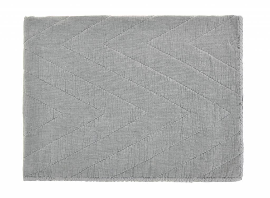 quilt eugenie - grey 80x100-1