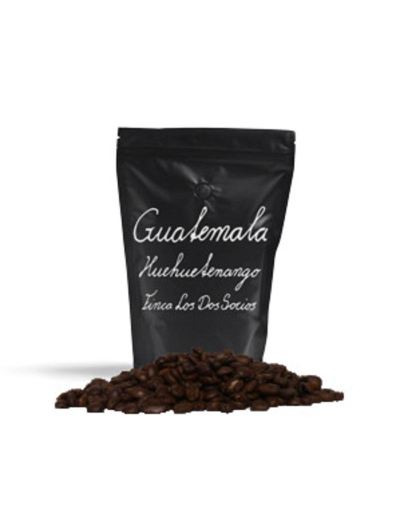 Koffiestation Guatemala Huehuetenango Los Dos Socios