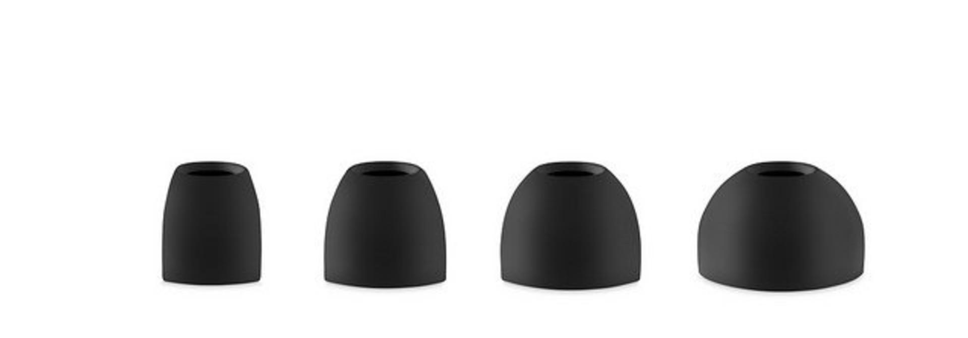 Siliconen eartips