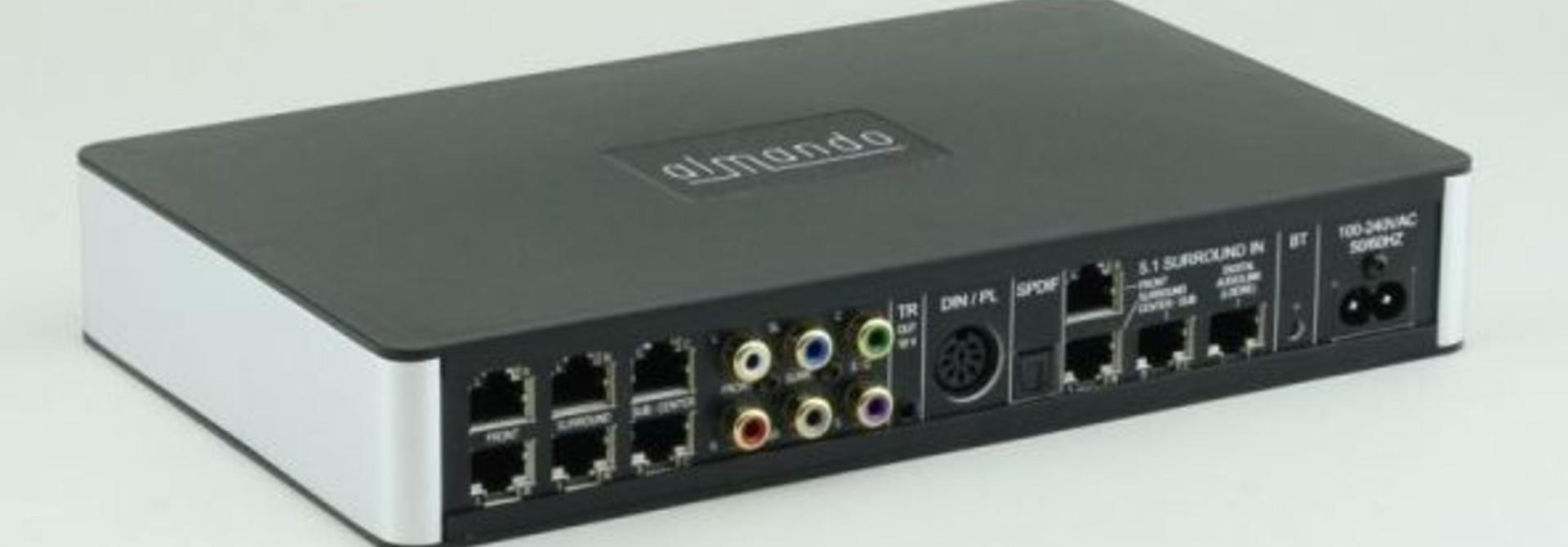 Multiplay surround switch Loewe