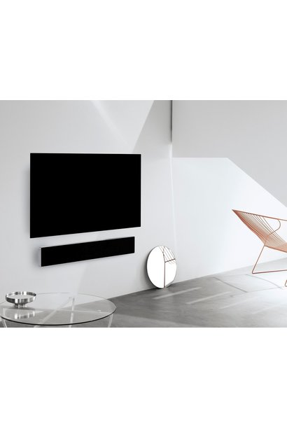 LG OLED55GX + BeoSound Stage Combipack muur