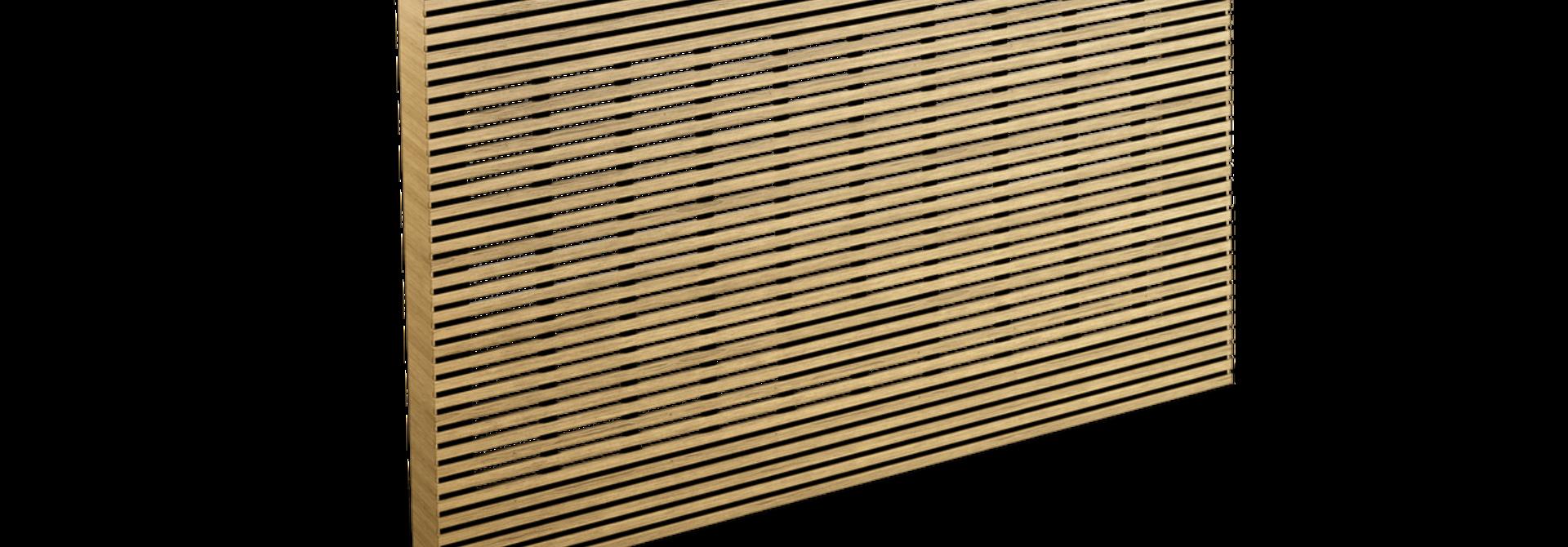 BeoSound Level front paneel Eiken