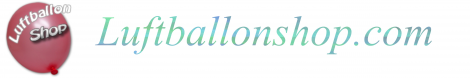 Luftballonshop.com riesen Auswahl an Luftballons, Heliumballons, Ballongas und Zubehör