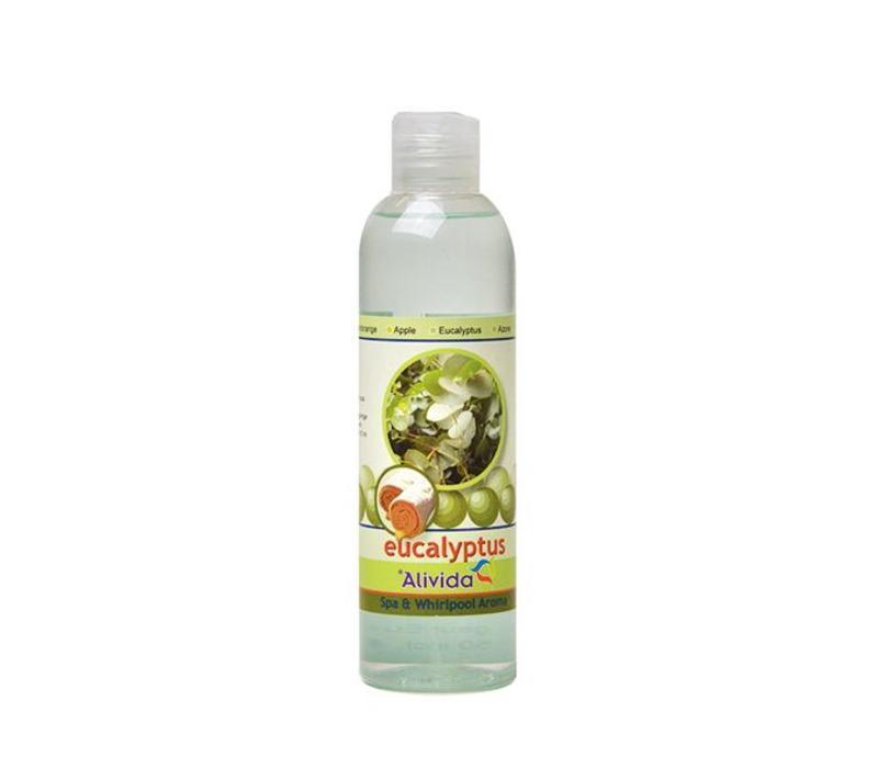 Eucalyptus aroma voor in de whirlpool
