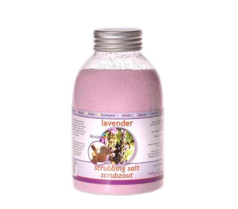 Scrubzout lavender - 0,5 - 6 kg
