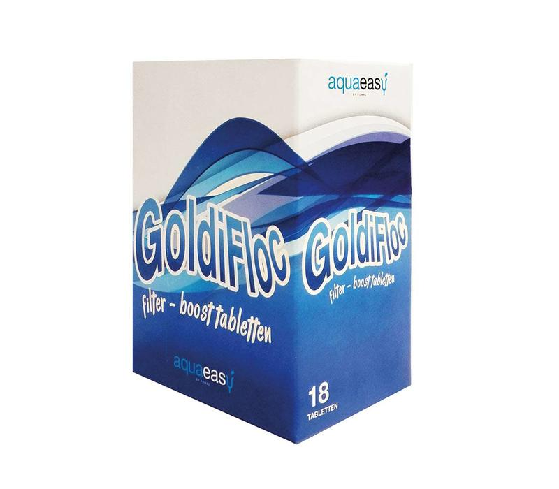 Aqua Easy GoldiFloc tabletten