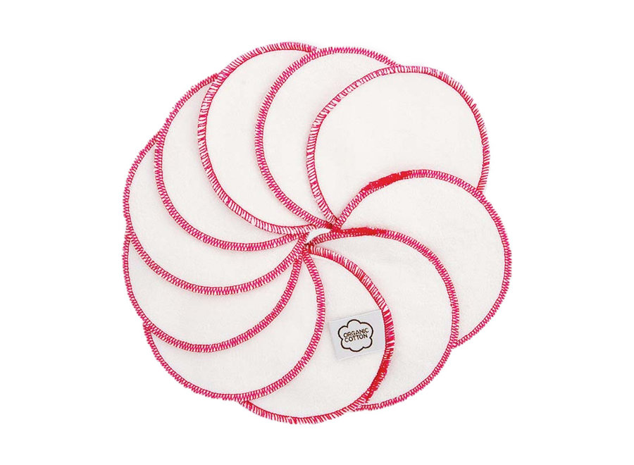 Washable Cleaning Pads - 10 Pieces