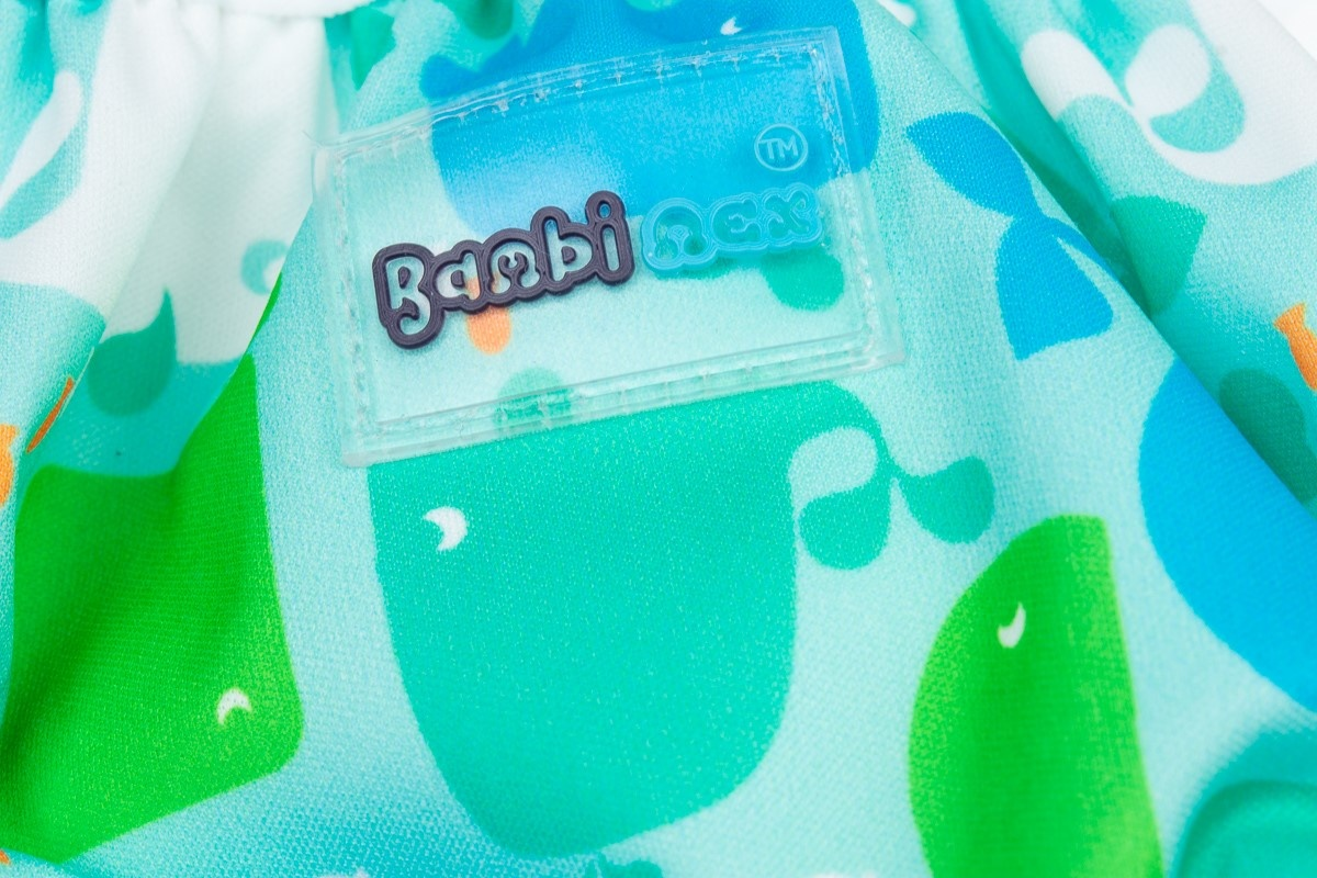 Bambinex Swimming Diaper & Training Pants Moby 2-pack