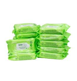 Smartkids Eco Baby Billendoekjes - voordeelverpakking