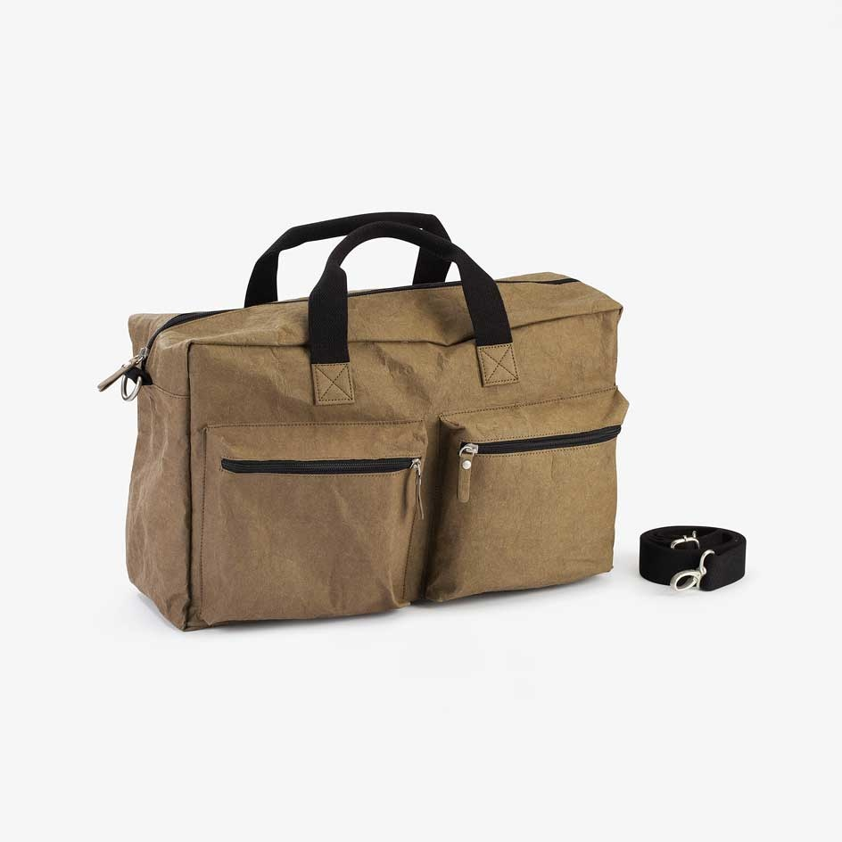 Colibries Colibries Chestnut Weekendtas - Taupe