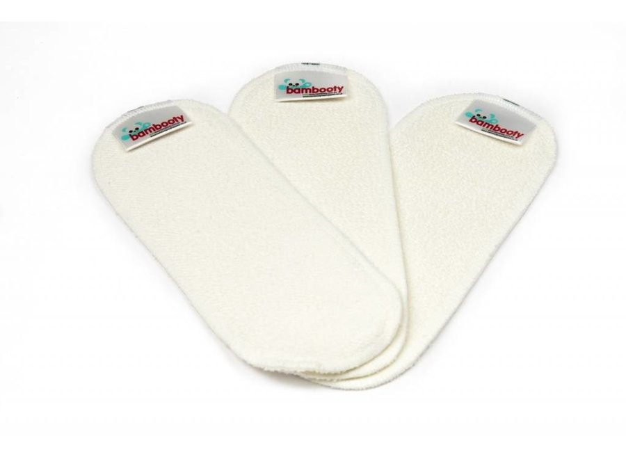 Bambooty Inserts/Boosters for Washable Diapers - S/L