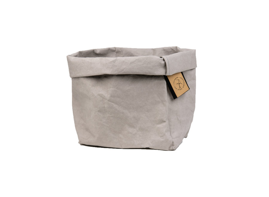 Colibries Cherry Storage Basket - Stone