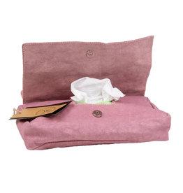 Colibries Birch hoes voor billendoekjes -  wasbaar papier - roze