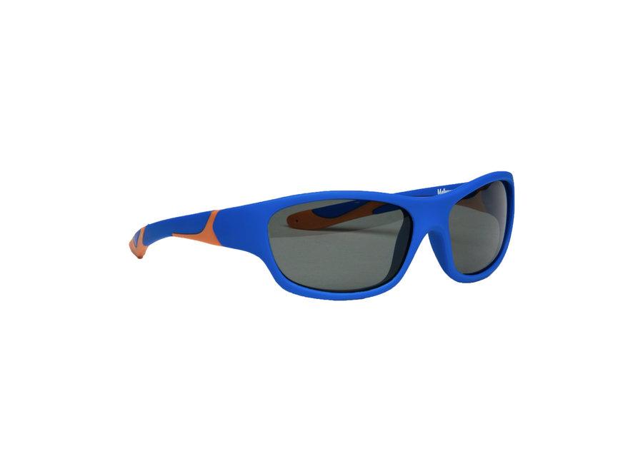 Melleson Children's Sunglasses -3 - 8 years - Blue Orange