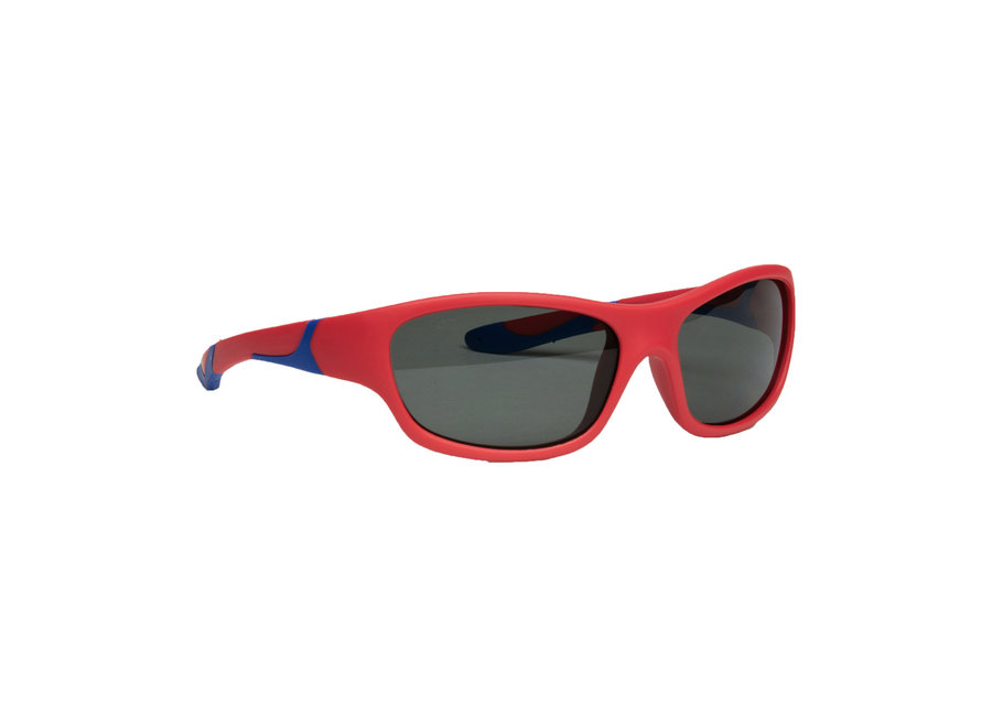 Melleson Children's Sunglasses - 3-8 years - Red