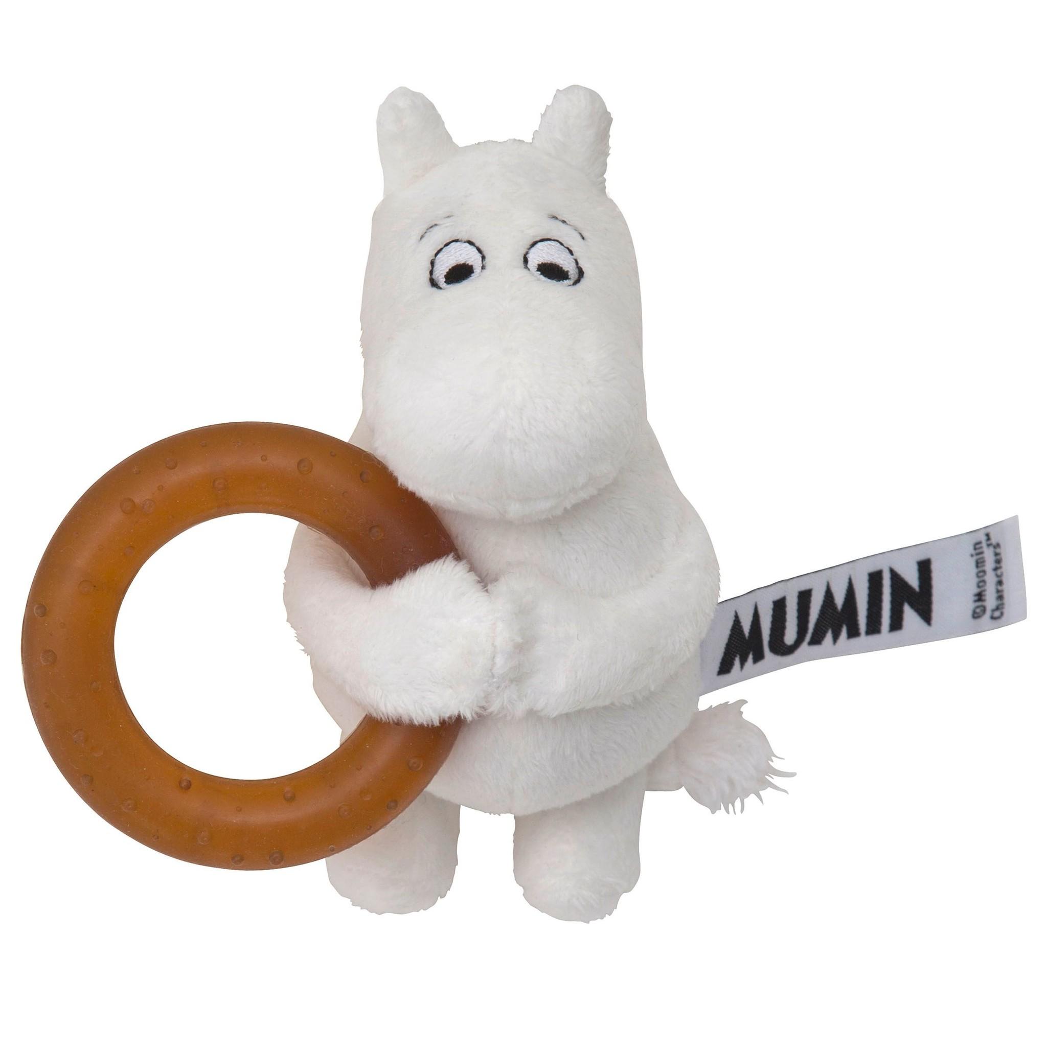 Rätt Start Moomin bijtring van natuurlijk rubber