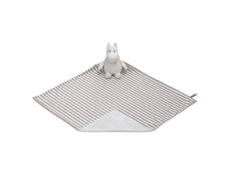 Moomin knuffeldoek - groot