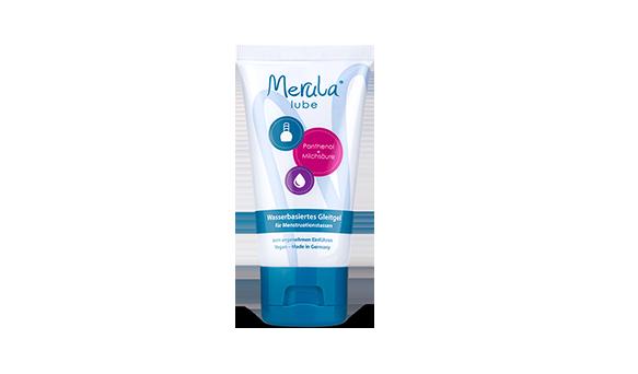 Merula Merula Lube - glijmiddel voor menstruatie cup
