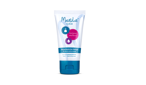 Merula Merula Shower - cleaning after insertion of a menstrual Cup  - Copy