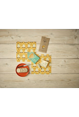 Beeswax Beeswax Food wraps cheese package - 3 pcs. M