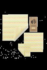 Vegan food wraps Vegan Food wraps medium package - 3 pieces